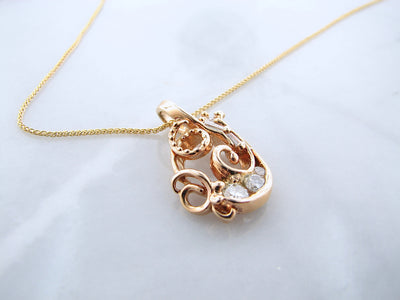 sea-wind-yellow-gold-pendant-wexford-jewelers