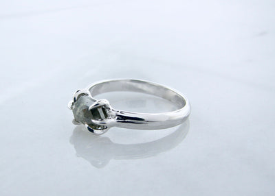 rough-cut-white-gold-diamond-ring-wexford-jewelers