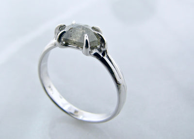 wexford-jewelers-rose-cut-gray-green-diamond-ring