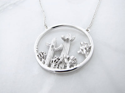 cactus-desert-necklace-wexford-jewelers