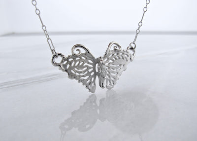 silver-butterfly-diamond-necklace-wexford-jewelers