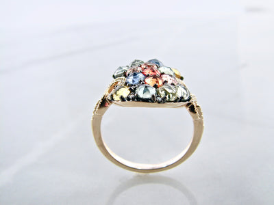 yellow-gold-rose-cut-sapphire-vintage-ring-wexford-jewelers