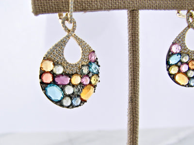 wexford-jewelers-semi-infinity-loop-rose-cut-multi-gemstone-earrings
