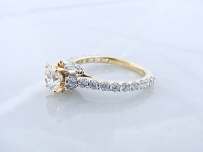 white-yellow-gold-diamond-ring-.80ct-center-wexford-jewelers