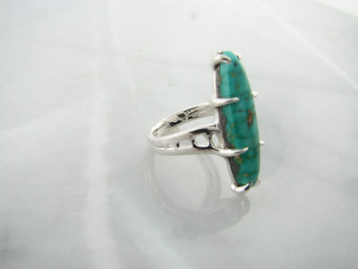 south-western-turquoise-silver-ring-wexford-jewelers