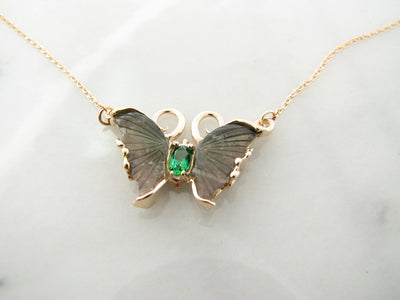 green-topaz-wing-butterfly-necklace