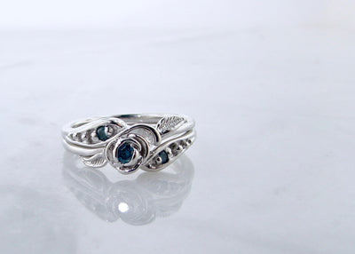 wexford-jewelers-white-gold-blue-diamond-wedding-set-tea-rose