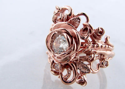 rose-gold-diamond-jane-rose-wedding-ring-set-wexford-jewelers