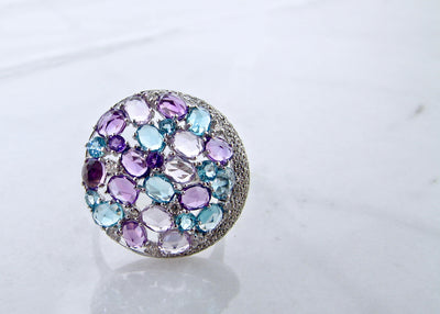 14K-white-gold-diamond-blue-topaz-pink-purple-amethyst-ring