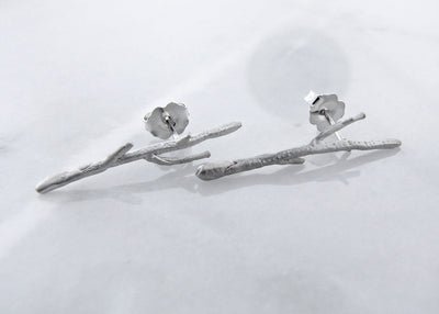 silver-twig-earrings-wexford-jewelers