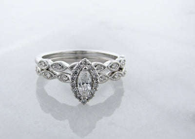 wexford-jewelers-victorian-wedding-ring-set-marquise-diamond