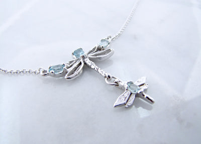 dragonflies-aquamarine-silver-necklace-wexford-jewelers