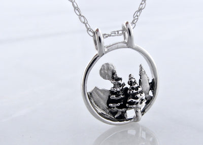 pine-tree-moon-mountain-silver-pendant-wexford-jewelers