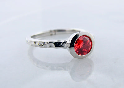 quartz-orange-gemstone-silver-ring-wexford-jewelers