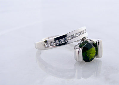 evergreen-quartz-silver-white-sapphire-ring-wexford-jewelers