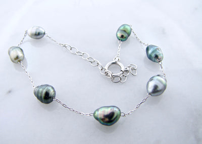 black-tahitian-pearl-white-gold-double-bracelet