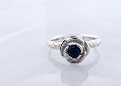 silver-sapphire-wexford-jewelers-vintage-rose-ring