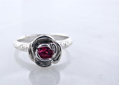 October-brithstone-silver-rose-stacking-ring-wexford-jewelers
