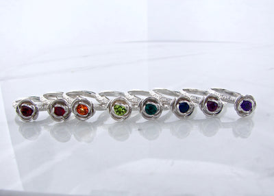 silver-birthstone-rose-rings-wexford-jewelers