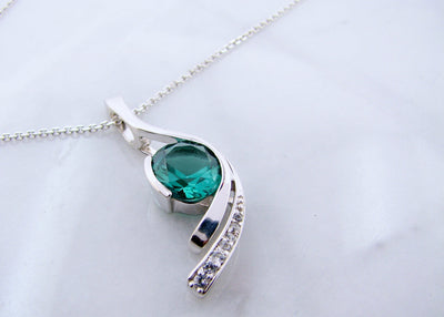 frank-reubel-bleu-green-quartz-necklace-wexford-jewelers