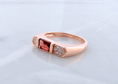 rose-gold-garnet-diamond-ring-wexford-jewelers