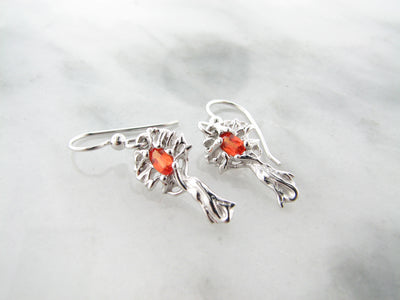 silver-orange-mandarin-garnet-tree-earrings-wexford-jewelers