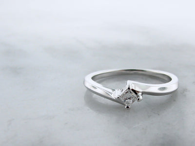 princess-cut-bypass-silver-diamond-engagement-ring-wexford-jewelers