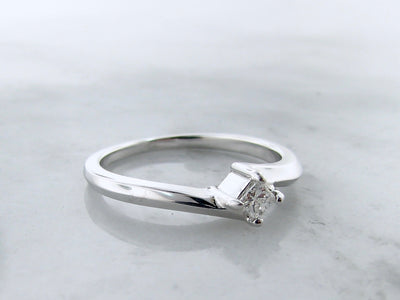 bypass-silver-princess-cut-diamond-ring-wexford-jewelers