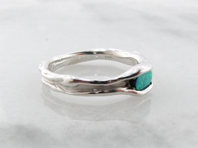 silver-opal-melted-ring-wexford-jewelers