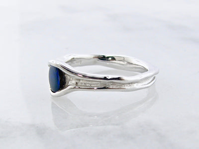 blue-opal-silver-ring-melted-wexford-jeweler