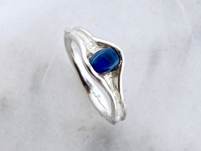wexford-jewelers-opal-silver-ring-vertical-melted-band