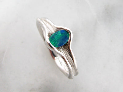 silver-vertical-opal-ring-wexford-jewelers