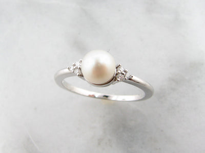 pearl-diamond-white-gold-ring-wexford-jewelers