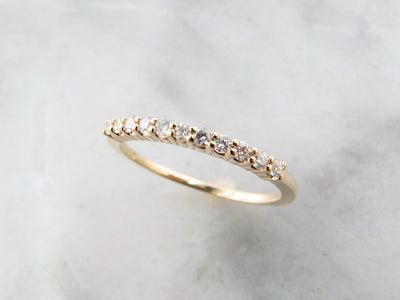 yellow-gold-diamond-band-wexford-jewelers