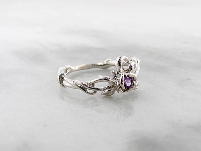rose-garden-purple-gemstone-silver-ring-wexford-jewelers