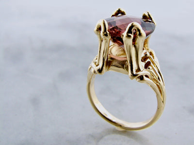 18K-yellow-gold-pink-tourmaline-ring-wexford-jewelers