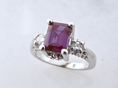 alexandrite-silver-moissanite-ring-wexford-jewelers