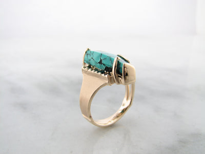 turquoise-black-diamond-ring-wexford-jewelers