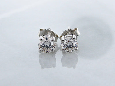 grown-.63ct-diamond-earring-studs-white-gold-wexford-jewelers