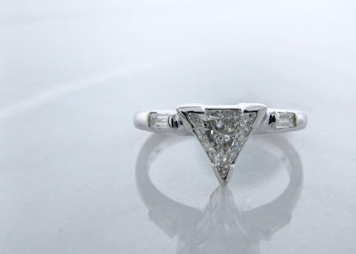 triangle-cut-diamond-white-gold-engagement-ring-wexford-jewelers