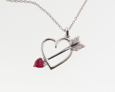 silver-heart-arrow-necklace-wexford-jewelers