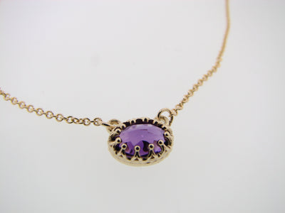 oval-amethyst-yellow-gold-split-chain-necklace