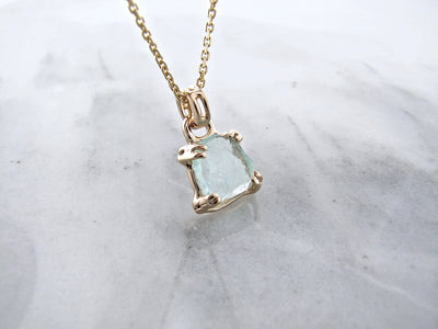 wexford-jewelers-raw-aqua-march-birthstone-necklace