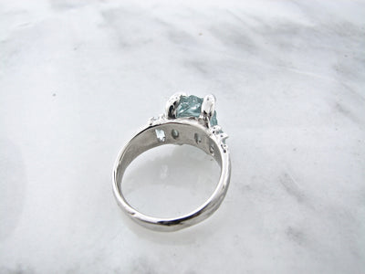 silver-raw-march-birthstone-ring-wexford-jewelers