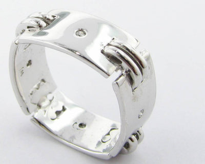 Diamond Ring, Art Deco Band