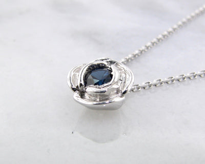 wexford-jewelers-silver-blue-sapphire-september-birthstone-necklace