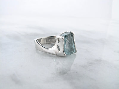 wexford-jewelers-silver-raw-aquamarine-ring