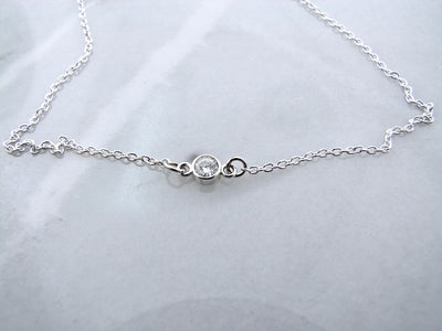 wexford-jewelers-silver-diamond-bracelet