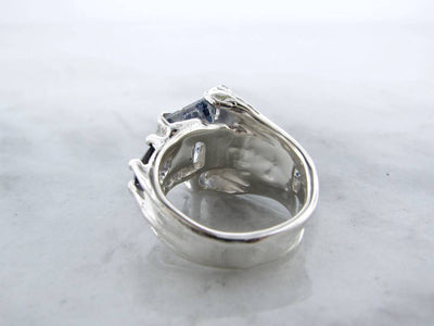 organic-quartz-crystal-silver-ring-wexford-jewelers