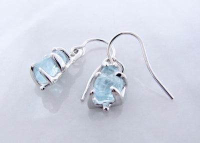 pale-blue-earrings-aquamarine-raw-rough-unfaceted-drops-wexford-jewelers